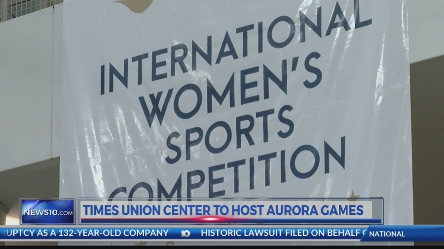 Jerry Solomon talks about tickets going on sale for the Aurora Games