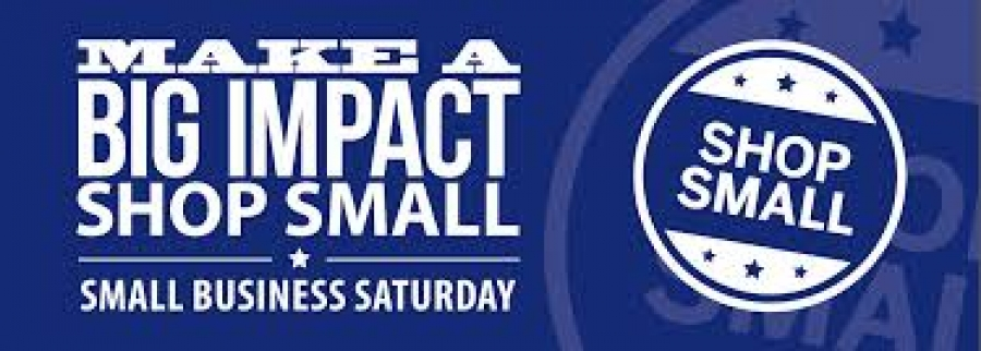 Entrepreneur Lisbeth Calandrino talks about Small Business Saturday