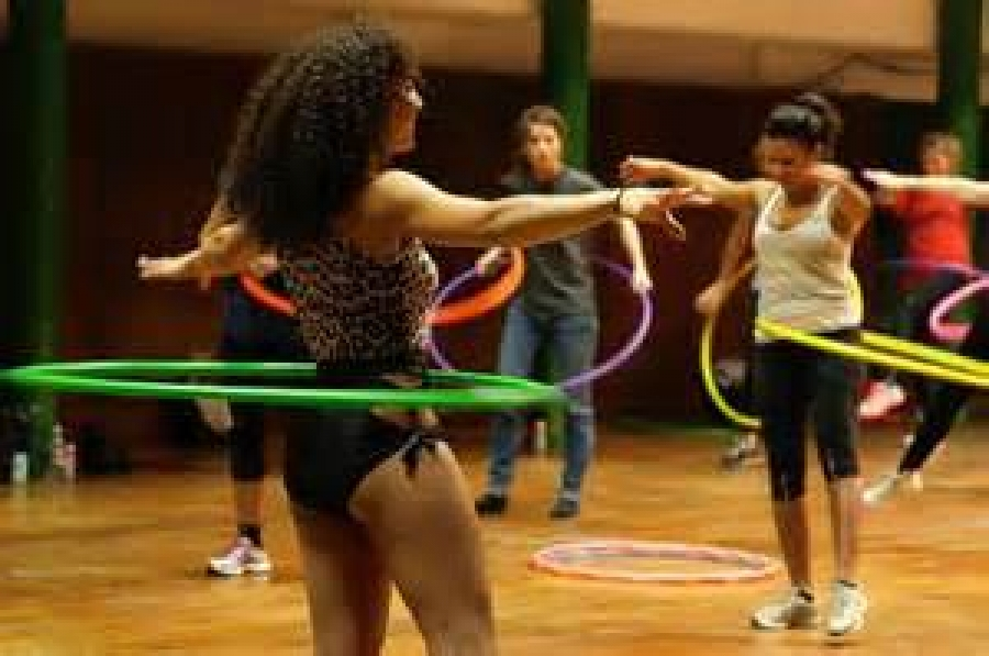Hoola Hooping for Fun and Fitness