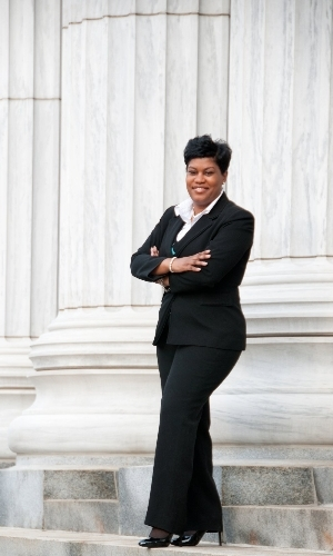 Sherri Brooks discusses her candidacy for Albany City Court Judge