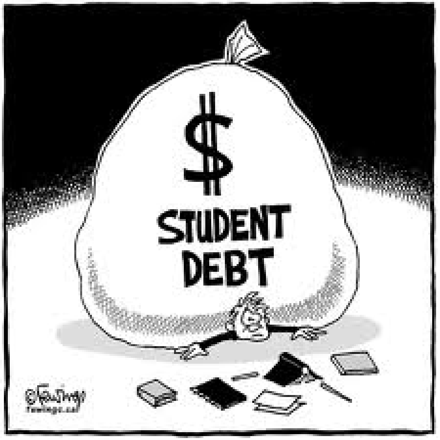 Alan Collinge talks about the Student Loan Debt Crisis and the election