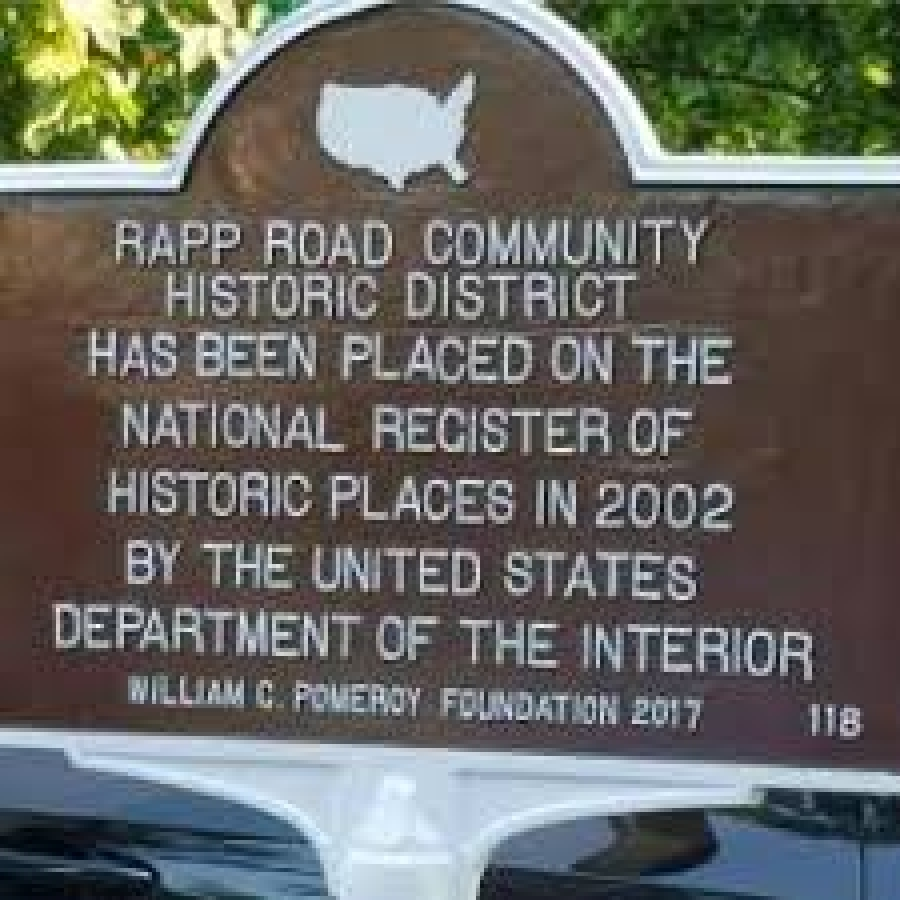Dr. Jennifer Lemak talks about  the history of Rapp Road in Albany