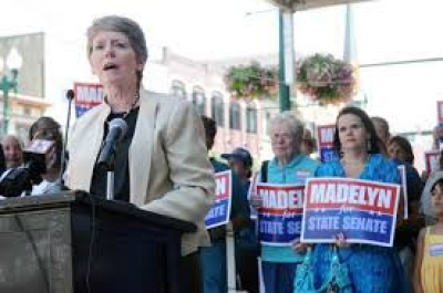 Madelyn Thorne talks about running for the NYS Senate