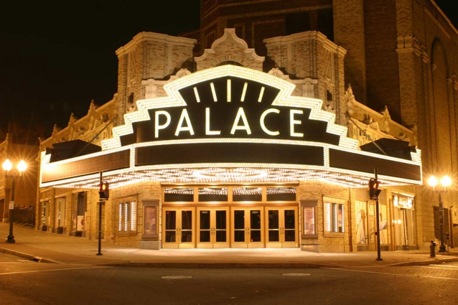 Bob Port talks about the Palace Theater