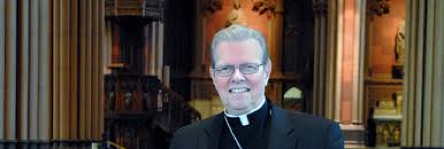 Bishop Edward B. Scharfenberger shares his thoughts about the Albany Diocese