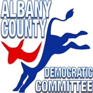 Richie Stack talks about the recent democratic party election in Albany County