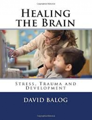 "David Balog talks about his book ""Healing the Brain Stress Trauma and LGBT/Q Youth"""