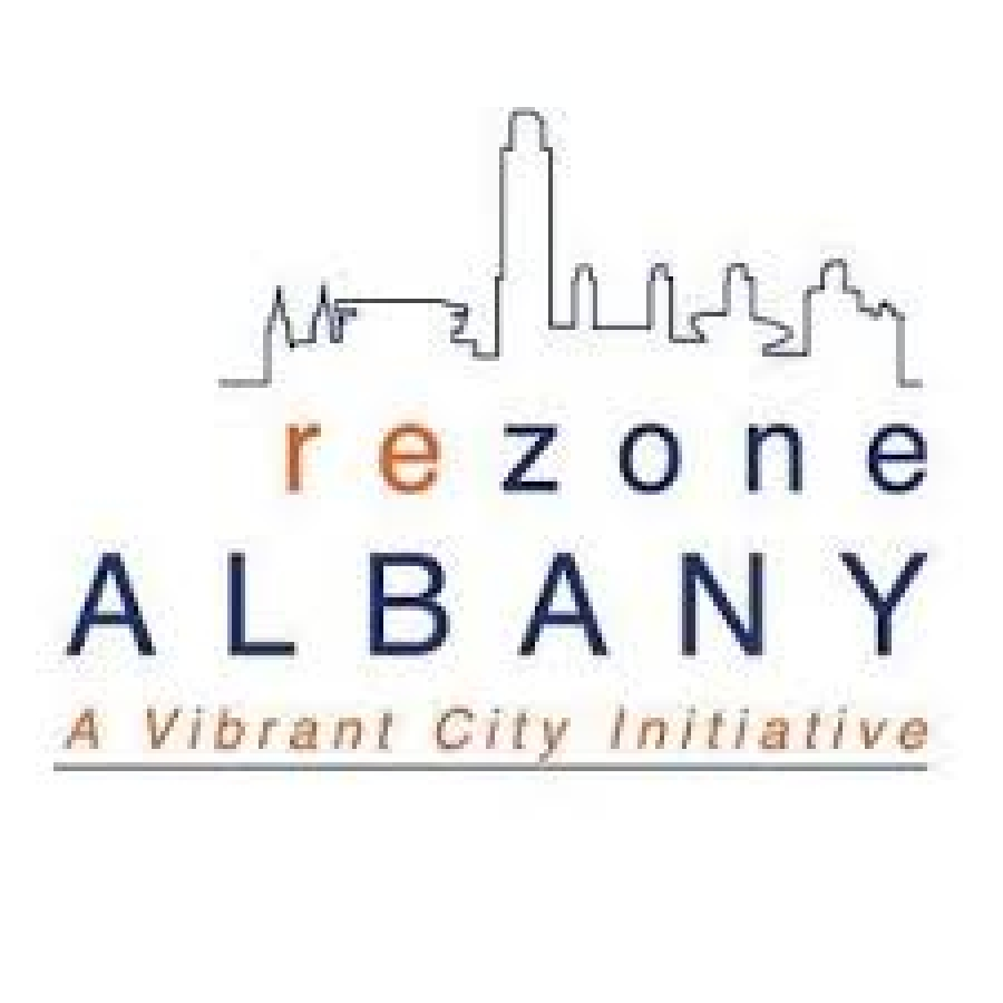 Chris Spencer, Director of Planning talks about Rezone Albany