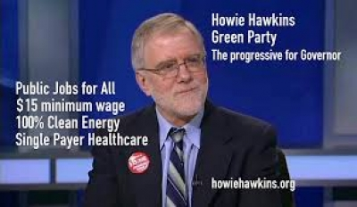 An update from Howie Hawkins