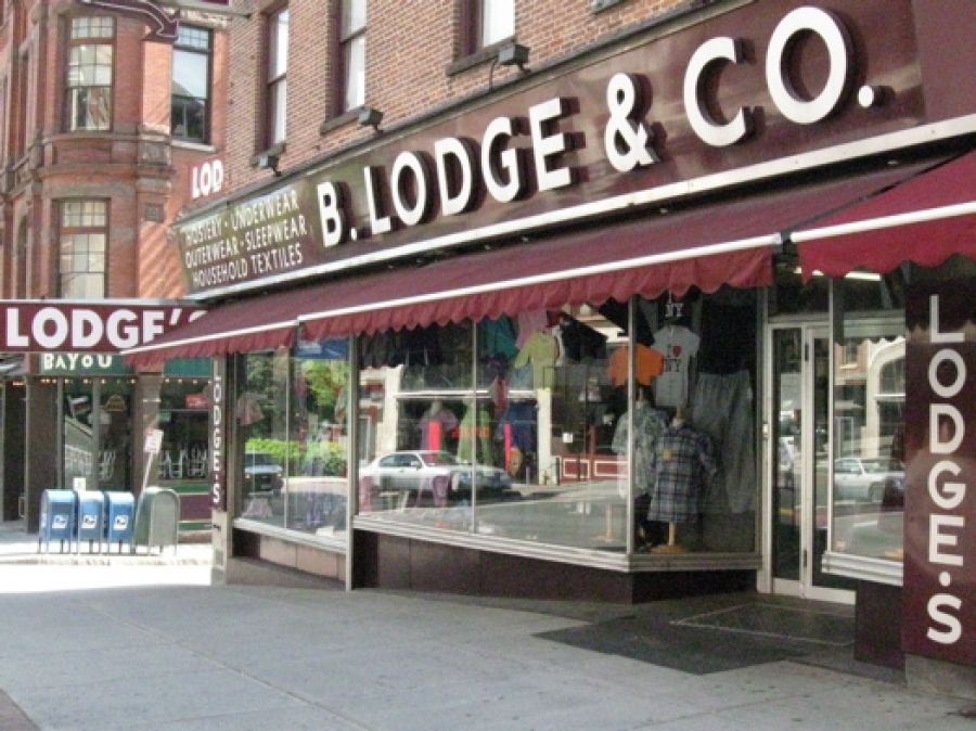 Mark Yonally talks about the success of Lodge's in Downtown Albany