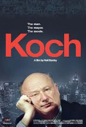 An Interview with Neil Barsky ‏who made the movie Koch