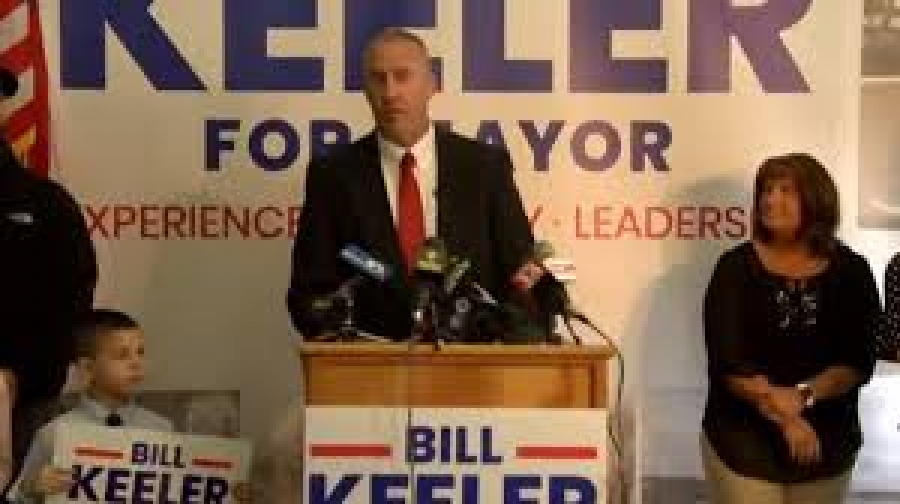 Bill Keeler talks about winning the primary for Mayor in Cohoes