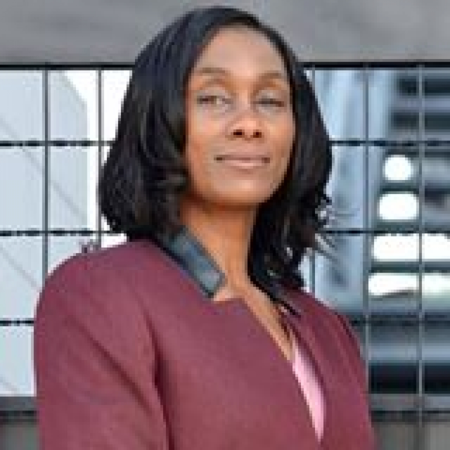 LaVonda Collins talks about her run for Albany City Court Judge