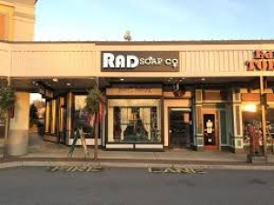 Susan Kerber talks about her company Rad Soap