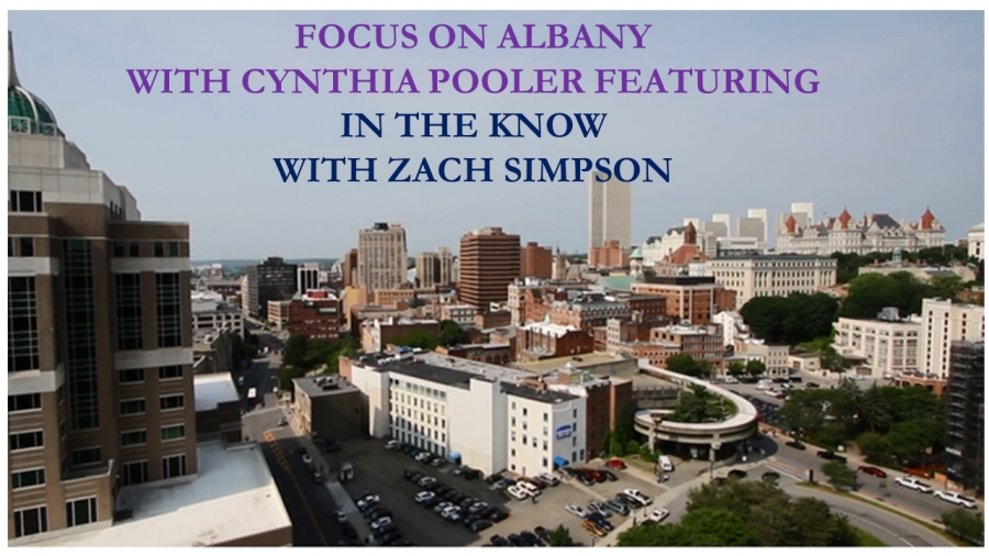 In the Know with Zach Simpson talks about the Albany city budget