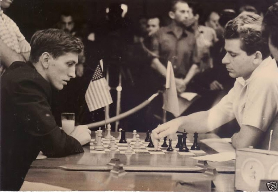 Bobby Fischer and the tensions between the US and the Soviet Union