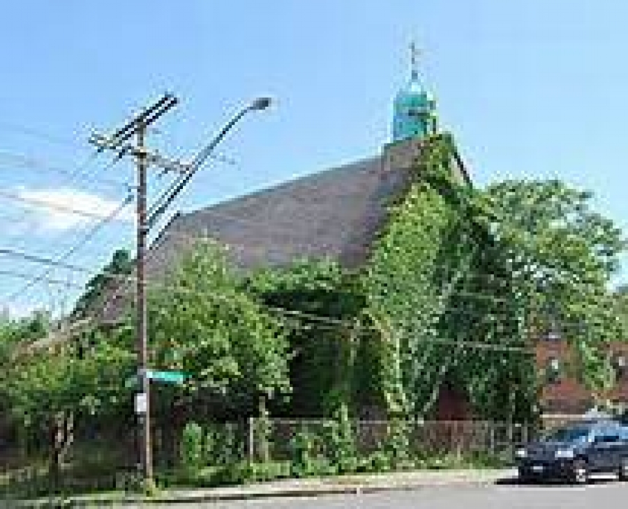 Russell Ziemba and John Wolcott discuss the latest developments in the possible demolition of Holy Innocents Church on North Pearl and Colonie Streets in Albany