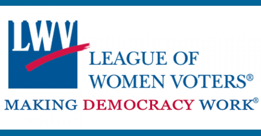 Margaret Danes & Dr. Lauren Tenney discuss the League of Women Voters