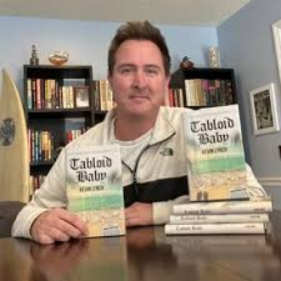 Kevin Lynch talks about his book Tabloid Baby