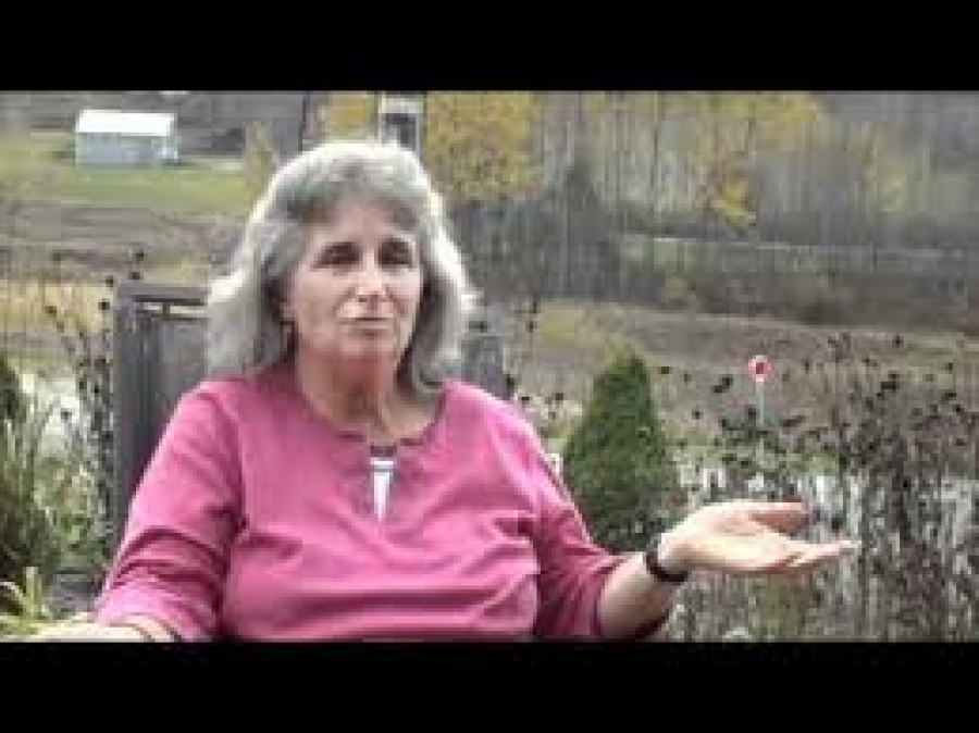 Vera Scroggins talks about her day in court standing up to big Big Oil